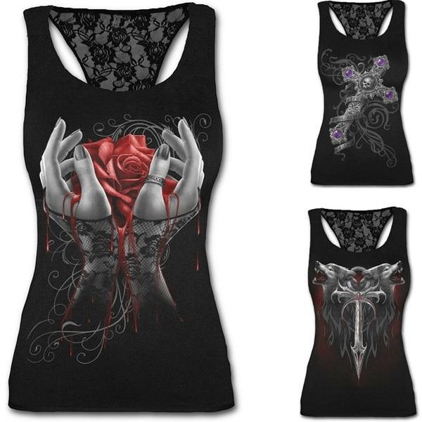 女性サマーレディースカジュアルVネックブラウスルーズシャツ徐々に変化するblusas y camisas mujer