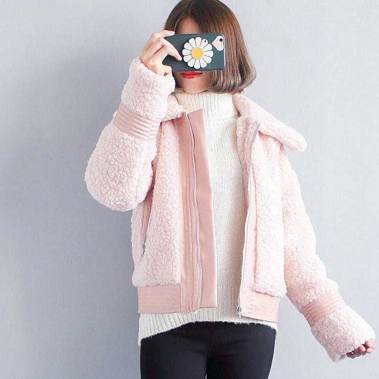 アウター レディース フェイクファー付き ファッション 切り替え レディース 防寒 中綿アウター ふゆ ポケット付き 暖か
