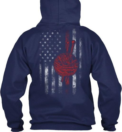 編み物 - アメリカのMpのギルタンパーカーのスウェットシャツ