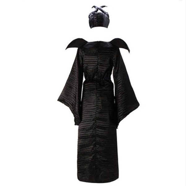 New Deign Women Halloween Costumes Dark Queen Maleficent Costumes Witch Costumes for Halloween