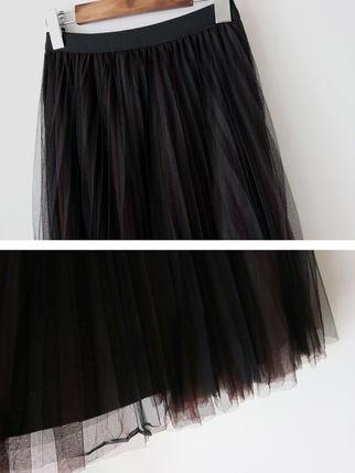 2色 ★ユニーク ★ROCOCHICA 韓国ファッション スカート オルチャンファッション オルチャン レディース グラデーションデザイン