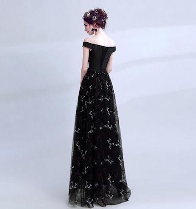ウェディングドレス パーティドレス 二次会 結婚式 司会者 披露宴 花嫁 ロングドレス結婚式 20代 30代 40代 新作