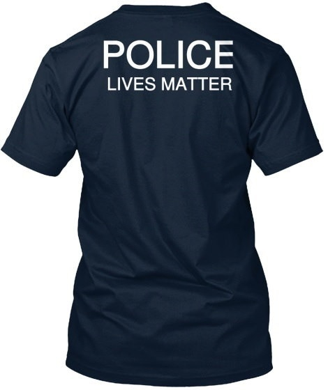 Police Lives Matter Premium Tee