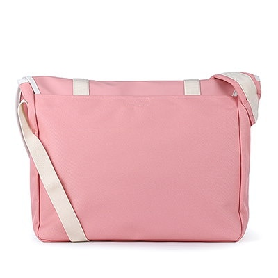 【BUBILIAN] Simple Messeger Bag メッセンジャーバッグ / 韓国の街ブランド/韓国と日本のベストセラーリュックサック/ベーシックリュックサック/旅行鞄 / Pink