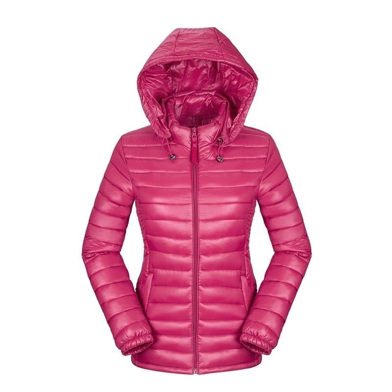 冬のコートの女性は屋内2016新しいホット女性の服フード付きの綿のジャケット女性キルトコートアウターパーカーを着用してください