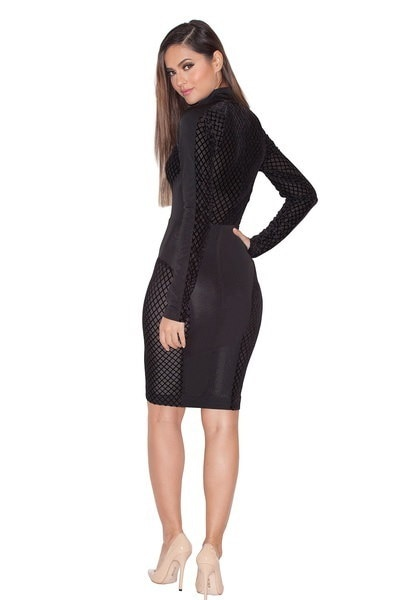 女性Puのファッションバンデージボディコンドレススプリットサイドセクシーなクラブドレスパーティーミディフェイクレザードレスベスト
