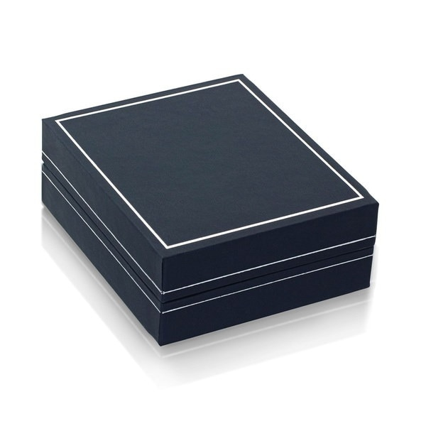 ラディアンスパールスターリングシルバータヒチアンサウスシーパール&クリスタルペンダント(8-9mm)(カラー:ホワイト)