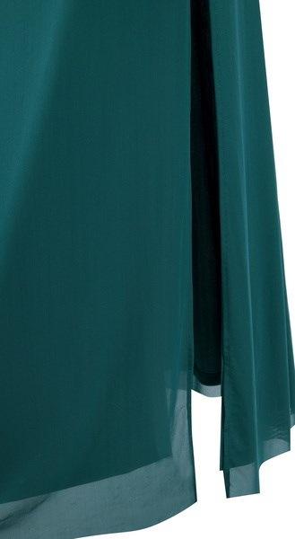 女性のファッションレースハイローラインビンテージフレアスイングパーティードレスS  -  5XL