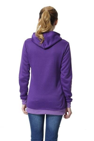 女性秋冬ロングスリーブイエローパーソナライズされたプリントシャツドールコードタートルネックウォームホー