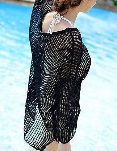 リチャオ2017♪NEW【海外買付】シンプルスタイル 混ざる 長袖 Tシャツ  全2色 ishow-20i-6226【ca】アウター ポンチョ