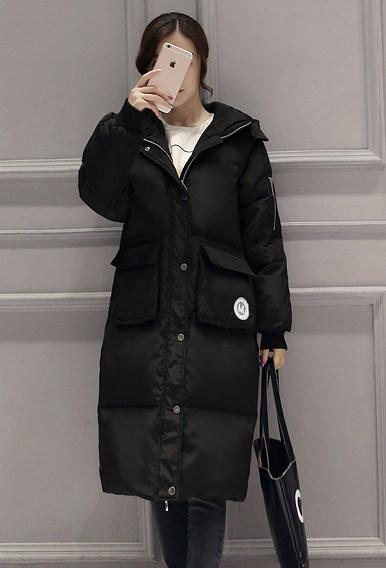 リチャオ冬HOT 海外輸出向け☆ ダウンジャケット ダウンコート ショートコート レディース アウター コート ロング丈