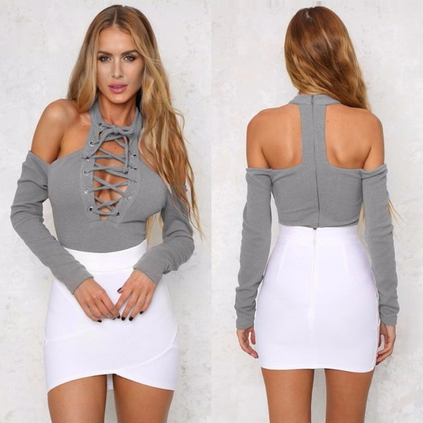 プラスサイズの女性のファッションノースリーブベストスカルプリントTシャツS-5XL