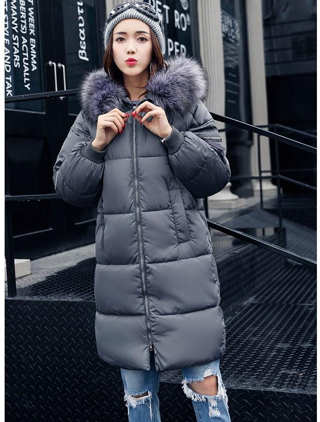 大特価  高品質カップル服★韓国ファッション ダウンコート コート アウター ダウンコート 防寒 流行のデザインに仕立てた ダウンジャケット ロングタイプ 軽量 アウター ロング  暖か