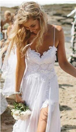 プラスサイズレースシースドレス膝丈Vネックドレス