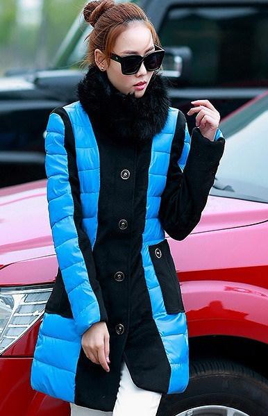 リチャオ冬HOT 海外輸出向け☆ ダウンジャケット ダウンコート ショートコート レディース アウター コート ミディアム丈
