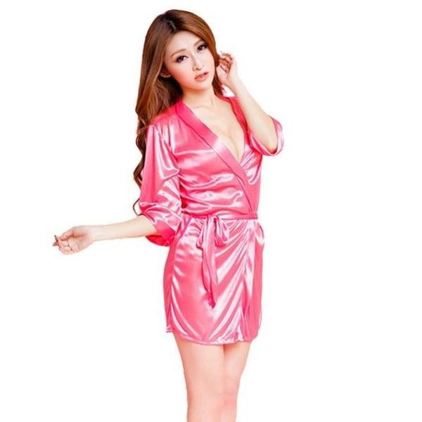 ワンダフルな女性新しいファッションクラシックバスローブ純粋なロールプレイングセクシーなランジェリー野生の誘惑
