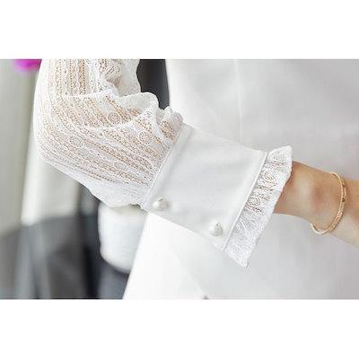 パーティードレス 結婚式 二次会 お呼ばれ ワンピース 袖あり お呼ばれドレス ドレス 20代 30代 40代 ミニ Aライン