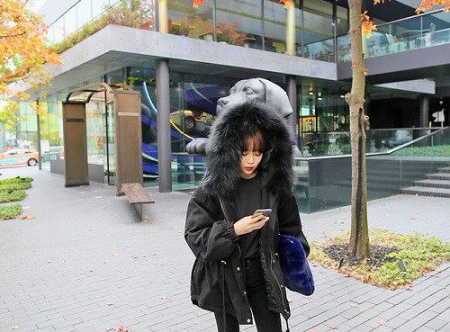 2017秋冬/新しいデザイン/レディース/大好評 シンプルスタイル コート 全2色