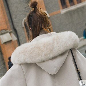 ダッフルコート レディース ロングコート ピーコート 牛角ボタン 帽子付き 可愛い シンプル 通勤通学 アウター 秋冬