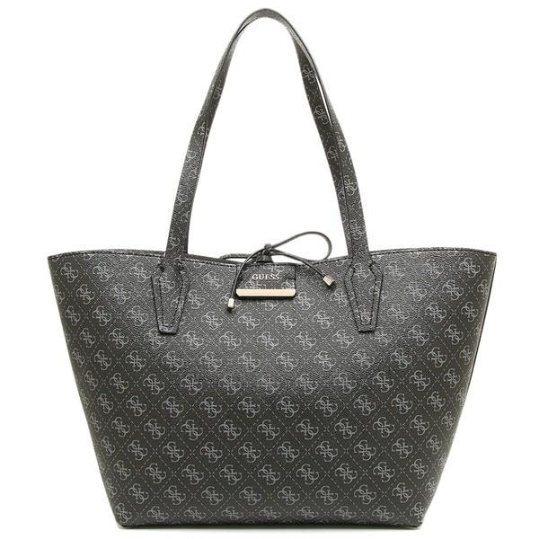 GUESS バッグ ゲス SM642236 LPE BOBBI BOBBI INSIDE OUT TOTE トートバッグ LOGO/PEWTER