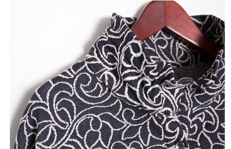 『韓国製』SELLISHOP  Kenz long ワンピース「大きいサイズ 大人 韓国 ファッション・結婚式・フォマール 黒 フレア 30代 40代 50代 スレンダー・Aライン,シャツ・上品・ロン