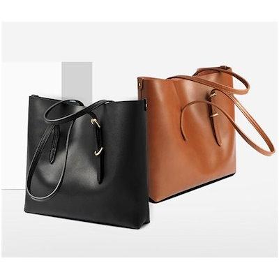 トートバッグ バッグ 鞄 レザー 革 レディース ショルダーバッグ 肩掛け 手提げバッグ カバン 通勤 就活-P713