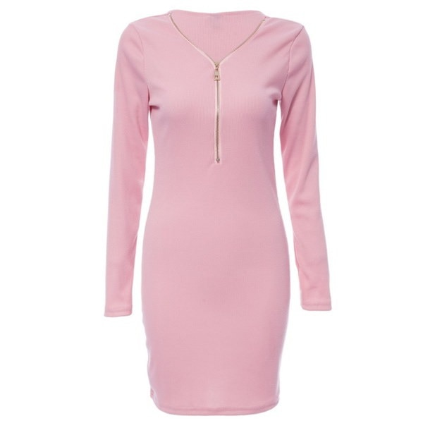 キムカーダシアンタイトなチュニックドレス女性セクシーなクラブセータードレス2016ショートローブフェミ美しい女性