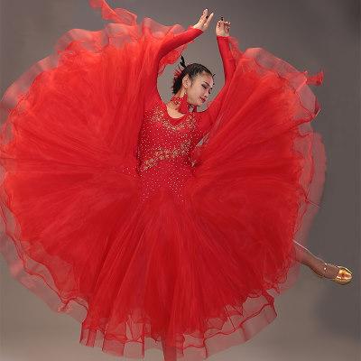 社交ダンス衣装 モダンドレス  ダンスドレス  ダンス衣装 競技着 練習服 ワルツ タンゴ服 モダンダンス ワンピース