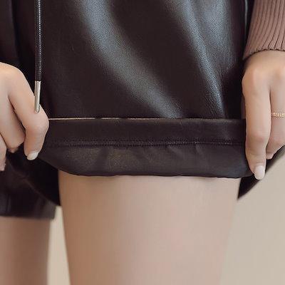 編み上げ ショートパンツ カジュアル セクシー ショート