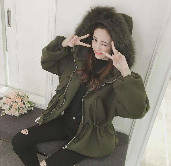 レディースアウター 2色 カーディガン コート フード付き ジャケット 通勤 通学人気 韓国風