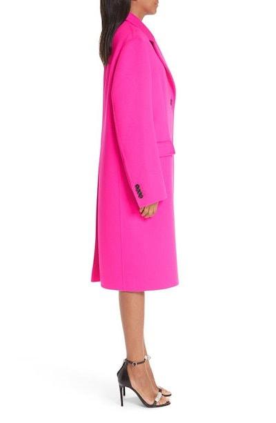 カルバンクラインカルバンクライン レディース ジャケット・ブルゾン アウター CALVIN KLEIN 205W39NYC Wool、 Angora & Cashmere Coat
