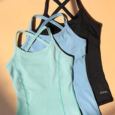 -5kg Double layerd tank sleeveless
