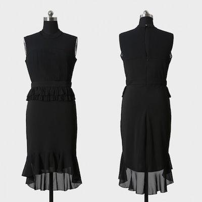 韓国ファッション 赤 ワンピース ロングワンピース 結婚式 ドレス パーティードレス ドレス レディース ドレス ワンピース オルチャン 大きいサイズ 黒ワンピース オルチャンファッション