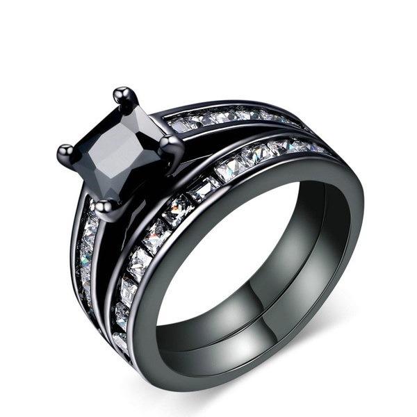 925スターリングシルバーフラワーリーフラウンドカットクリアダイヤモンドウェディングブライダルリング