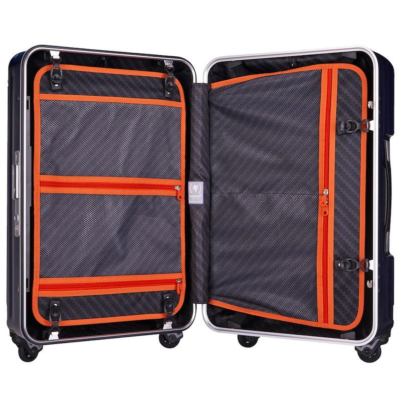 T&S レジェンドウォーカー超軽量 スーツケース キャリーケーストラベルケース キャリーバッグ6603-50機内持ち込み 可1日 2日 対応38リットル