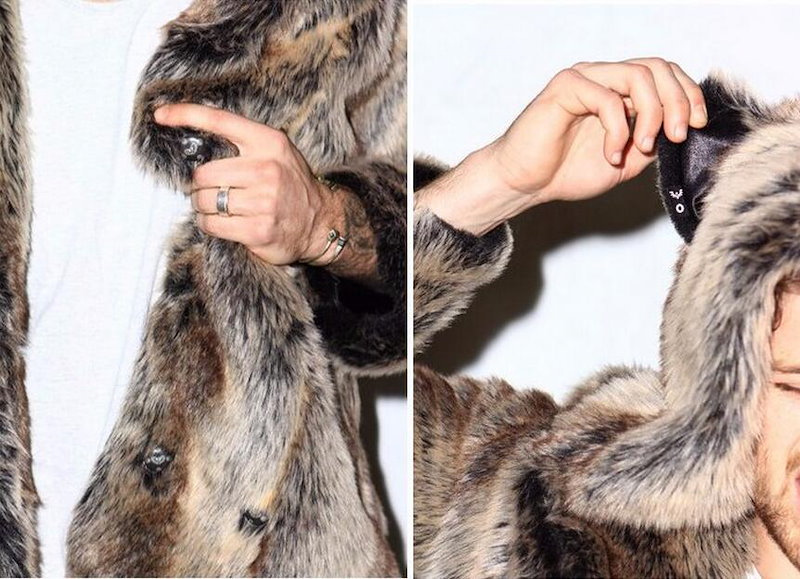 s9 希少 毛皮コート 暖かいファーコート レディース  アウター