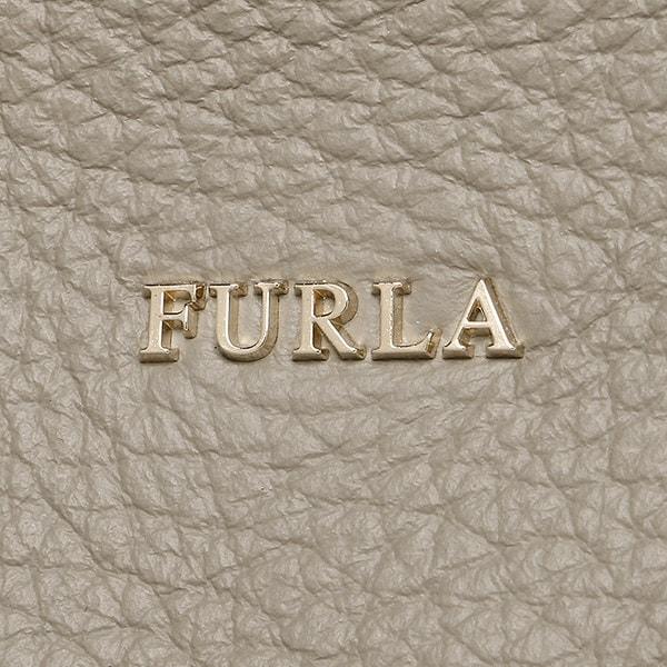 フルラ バッグ FURLA 850912 BHE5 QUB SBB カプリッチョ CAPRICCIO M TOTE トートバッグ SABBIA