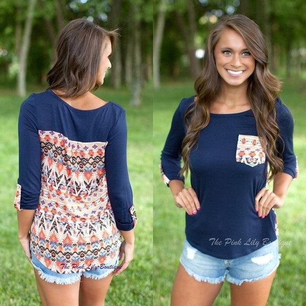 Fashion Womens O Neck Long Sleeve Shirt Casual Blouse Loose Cotton Tops T Shirt