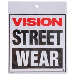 VI SION(ビジョン)ラップトップ収納ポケット&PC用衝撃緩和材入りスクエア型バッグバッグ BLACK/FIRE