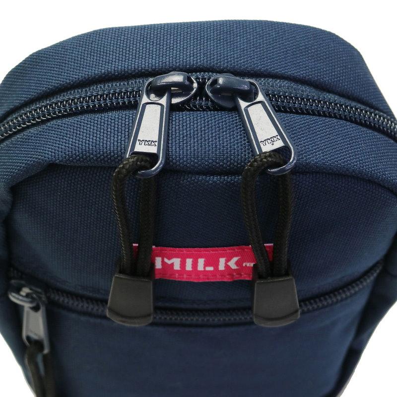 ミルクフェド ショルダーバッグ MILKFED.  MINI SHOULDER BAG BAR ミニショルダーバッグバー ミニショルダー レディース 斜めがけ 小さめ コンパクト 03173034