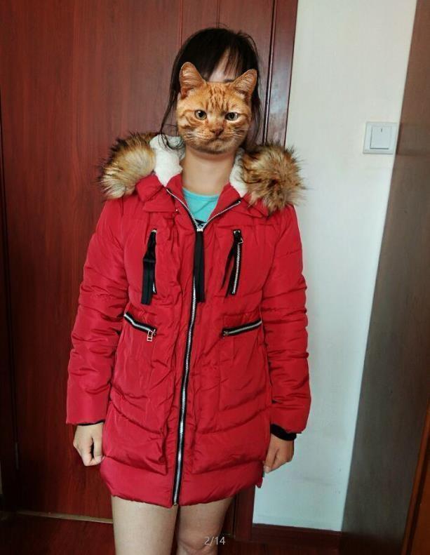 女性パーカーダウンコットンジャケット2016冬のジャケットの女性の厚い雪のコートの女性服上着女性ジャケットパーカーを着用してください