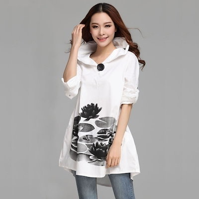 New Women s tops Printed Long-Sleeve Maternity Blouses Clothes  Slim Fashion blouse FSNS164