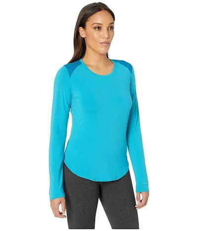 コロンビアコロンビア レディース シャツ トップス Saturday Trail Knit Long Sleeve Shirt