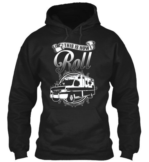 This Is How I Roll Gildan 8oz Heavy Blend Hoodie