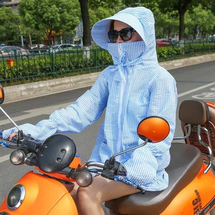 夏に大人気のUVカットマント ラッシュカット レディースUVカットコート 長袖パーカー ロング丈 薄手 夏 紫外線対策 日焼け止め バイク用 帽子付き