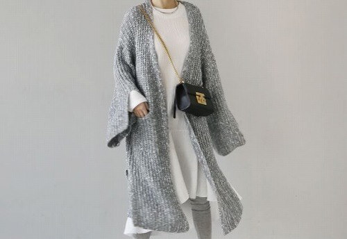 リチャオ2017♪冬HOT☆品質自信あり  カジュアル セーター ニット コート  全3色 7sept-chi-8328【ca】アウター カーディガン 長袖