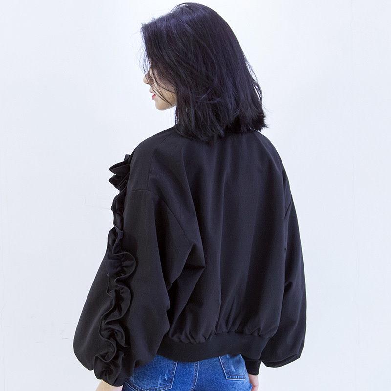 レディース コート ジャケット アウター トップス 刺繍柄