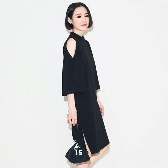 【Miss R PINK】 ワンピース 秋冬 (2色)