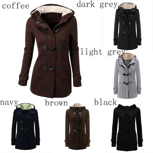 女性のファッション秋冬シックなセーターシャツ長袖パーカーコートジャケット