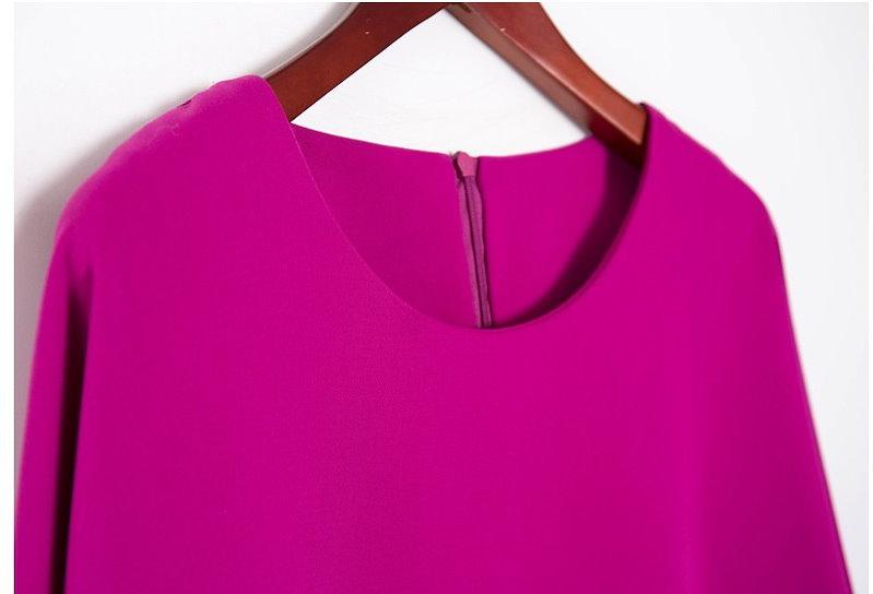 『韓国製』SELLISHOP  Anna リボン ワンピース -「大きいサイズ 大人 韓国 ファッション・結婚式・フォマール 黒 フレア 30代 40代 50代 スレンダー・Aライン,上品・ロング ミ